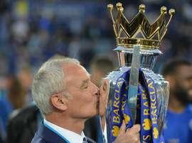 Ranieri est le nouvel entraîneur de Fulham. EFE