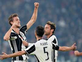 Daniele Rugani has been a favourite of Maurizio Sarri for several years. EFE