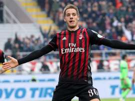 Pasalic is proud to play for AC Milan and would relish the chance to sign a permanent deal. EFE