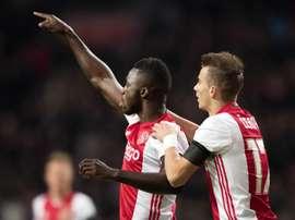 El cuadro holandés ya está en los octavos de final de la Europa League. EFE