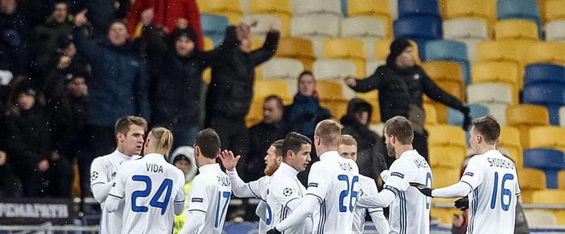 El Dinamo tiene un nuevo refuerzo para el centro del campo. EFE