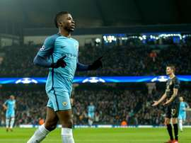 Iheanacho intéresse Leicester. EFE