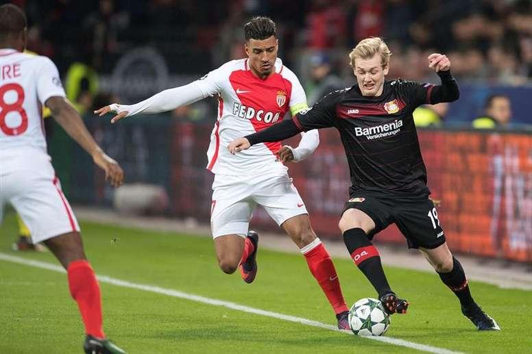 Brandt se hace hueco en la agenda del Atlético. EFE