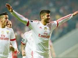 Benfica se enfrentou a um dos times mais humildes da Segunda Divisão. EFE/Archivo