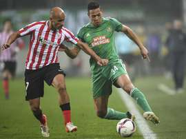 El Athletic no fue capaz de ganar a domicilio en Austria. EFE