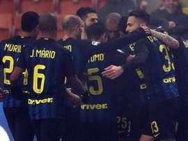 El Inter quiere a Di Francesco. EFE/EPA
