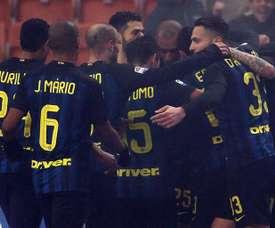 El Inter tendrá un nuevo refuerzo para su portería. EFE