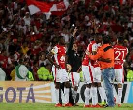 Los 'cardenales' consiguieron el pase a la final de Colombia. EFE/Archivo
