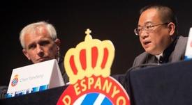 El Espanyol está en un buen momento económico. EFE