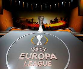 Sorteggio di Europa League. EFE