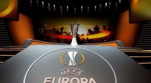 Estos son los cruces de la primera ronda de la previa de la Europa League 2020-21. EFE