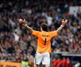 Un retour d'Iker Casillas au Real Madrid ? efe
