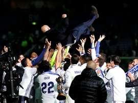 El Real Madrid es el vigente campeón del Mundial de Clubes. EFE