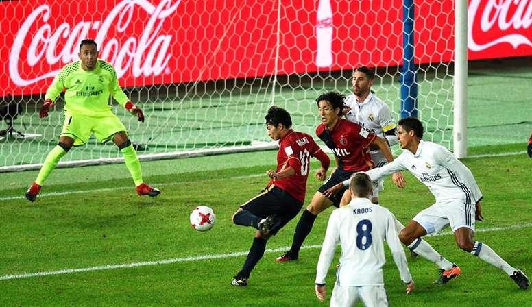Gaku Shibasaki ficha por el Tenerife. EFE