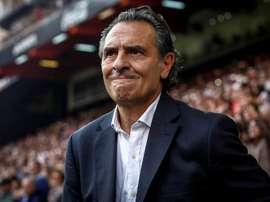 Prandelli tiene claro lo que necesita su Valencia. EFE