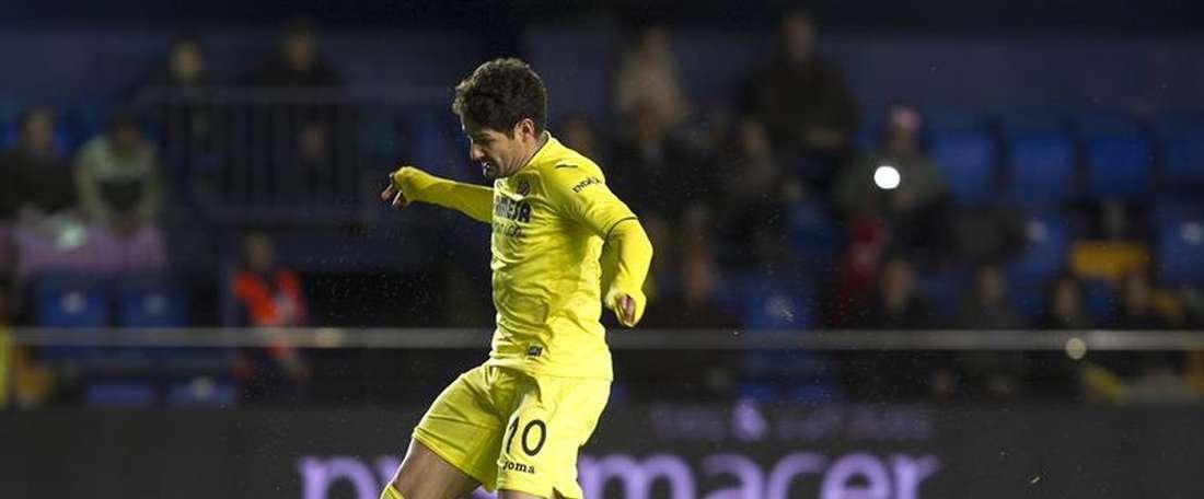 Villarreal y Toledo firmaron tablas en la vuelta. EFE