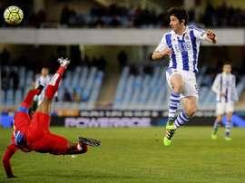 Granero es de los pocos jugadores que ha llegado a Primera División. EFE/Archivo