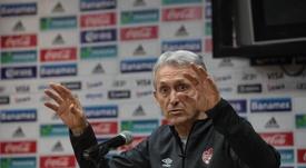 El equipo del técnico español, eliminado de la Liga Concacaf. EFE/Archivo
