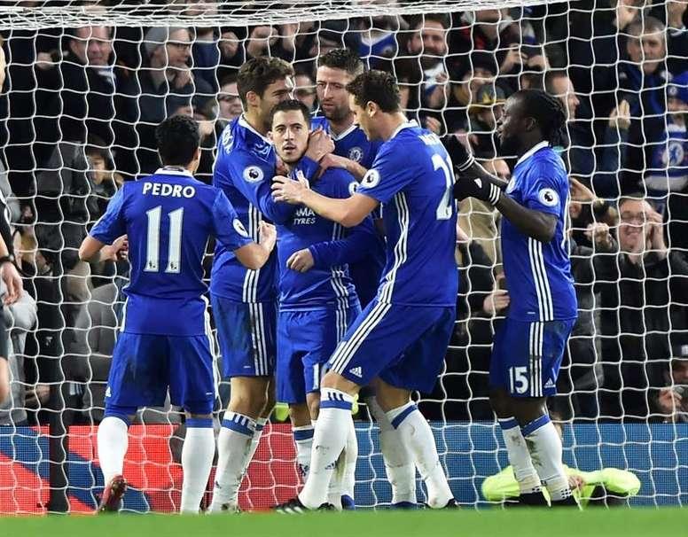 El Chelsea promete batalla en esta FA Cup. EFE/Archivo