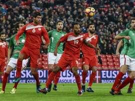 Túnez depende de sí misma para conseguir la clasificación. EFE