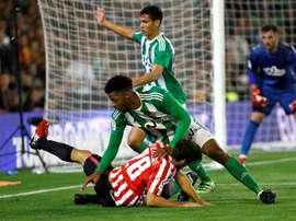 El jugador del Mónaco Diallo, podría ser una opción para reforzar el Betis. EFE