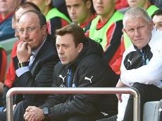 Inesperada derrota para el Newcastle. EFE/Archivo