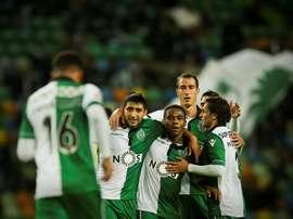 Alan Ruiz anotó el gol del empate en la victoria ante el Arouca. EFE/Archivo