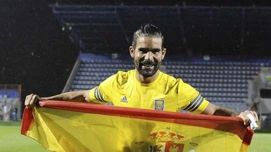 Samuel Bayón ha psado por numerosas equipos europeos. EFE