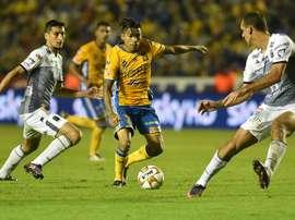 El jugador argentino, sancionado. EFE
