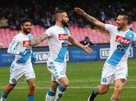 La Fiorentina négocie pour Tonelli. EFE