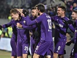 Fiorentina empata em casa com a Atalanta. EFE