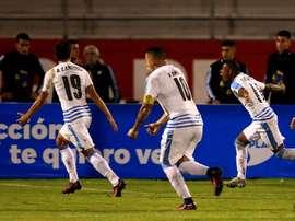 Uruguai, único ganhador de uma nova jornada do Sul-Americano Sub-20. EFE