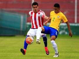 Empate a dos entre los dos equipos sudamericanos. EFE