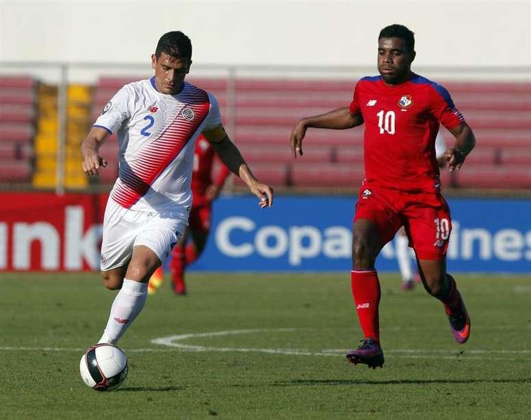 Panamá se proclamó subcampeón de la Copa Centroamericana. EFE