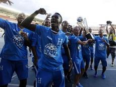 Honduras terminó invicto el torneo. EFE