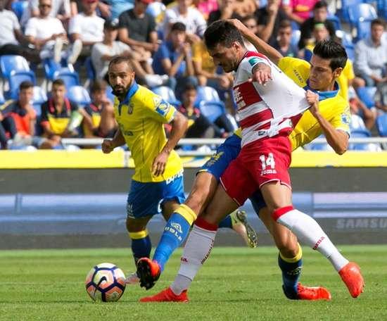 Luís Martins jugará en el Desportivo Chaves esta temporada. EFE/Archivo