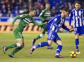 El Granada presentó a sus dos nuevos jugadores. EFE