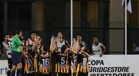 The Strongest consigue el pase a la siguiente fase de la Libertadores. EFE/Archivo