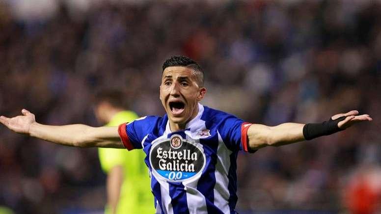 El marroquí admitió que los centrocampistas deben aportar más goles. EFE/Archivo