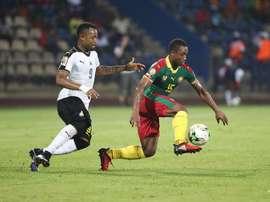 Ghana y Burkina Faso se miden por el tercer escalón de la Copa África. EFE/Archivo