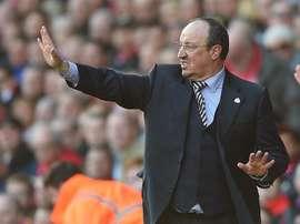 El técnico del Newcastle ve al nigeriano como un jugador de futuro. EFE