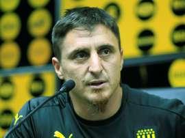 El 'Cebolla' seguirá su carrera en Montevideo. EFE