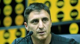 El 'Cebolla' respondió a las críticas sobre su profesionalidad. EFE