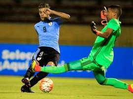 El Atlético y el Barça también celebran celebran el Sudamericano Sub 20. EFE