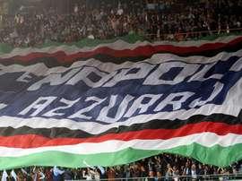 Futebol italiano pretende ter torcida nos estádios ainda nesta temporada.. EFE/Arquivo