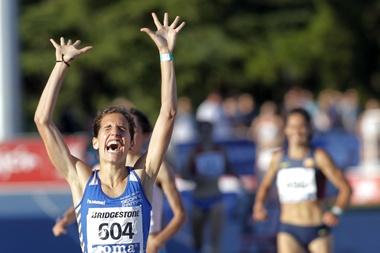 La atleta Marta Pérez. EFE/Archivo