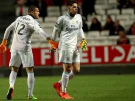 Venda de jogadores tem valido muitos milhões de euros ao Benfica nos últimos anos. EFE