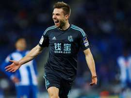 Spain: Illarramendi called up. EFE/Archivo