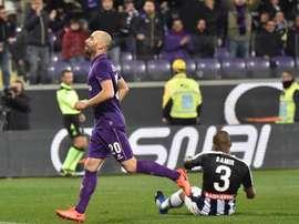 Inter need 'men' like Valero, says Spalletti. EFE/EPA