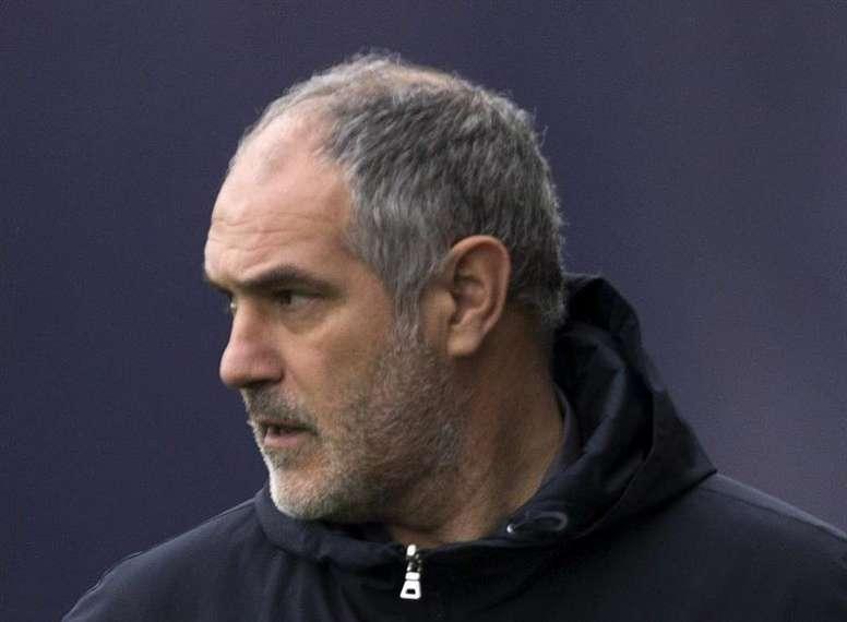 Zubizarreta respaldó a Valverde. EFE